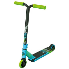 MADD GEAR Kick Rascal Stunt Scooter Kids, blue/green